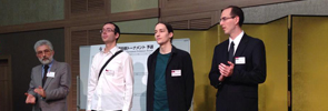 1. reprezentant ČR vyslaný do Japonska